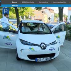 Audiobeitrag des Bayerischen Rundfunks zu Carsharing: Überzeugungstäter aus dem Landkreis Ebersberg